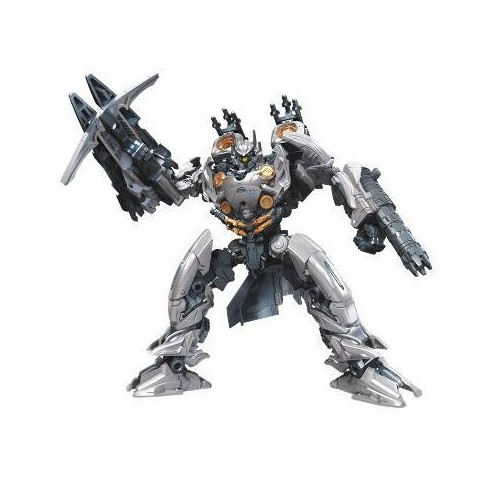 Transformers Toys Studio Series 43 Voyager Class Transformers Age of  Extinction movie KSI Boss Action Figure