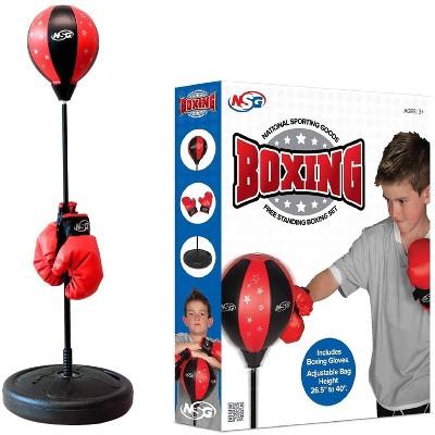 NSG Free Standing Junior Boxing Set