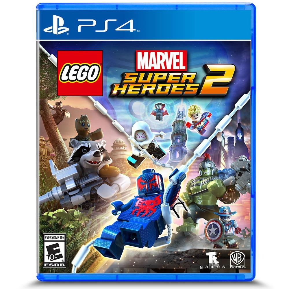 Warner Brothers Lego Marvel Super Heroes 2 - PlayStation 4