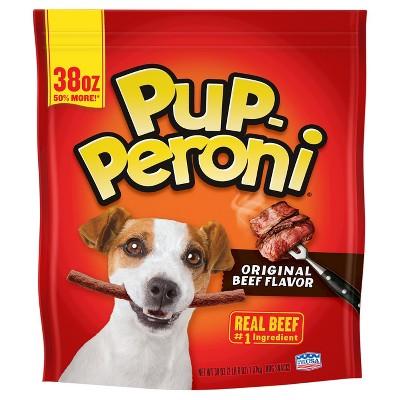 Pup-Peroni Original Beef Dog Treats - 38oz