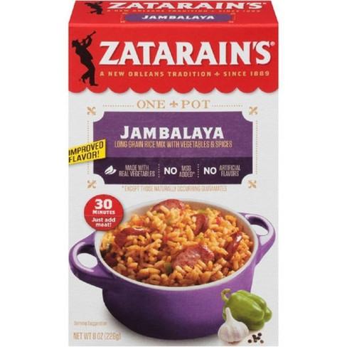 Zatarain's Jambalaya Rice Mix - 8oz - image 1 of 4