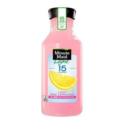 Lemonade: Minute Maid Light