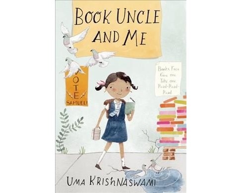Book Uncle and Me -  Reprint by Uma Krishnaswami (Paperback) - image 1 of 1