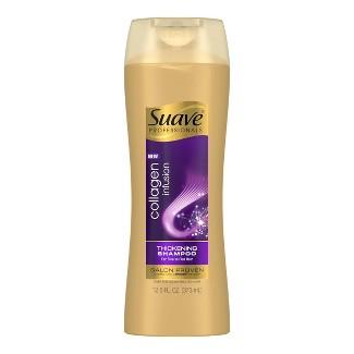 Suave Female Suave Professionals Collagen Shampoo - 12.6 Fl Oz : Target
