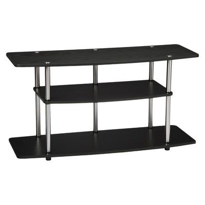 """3-Tier TV Stand 42"""" - Convenience Concepts"""
