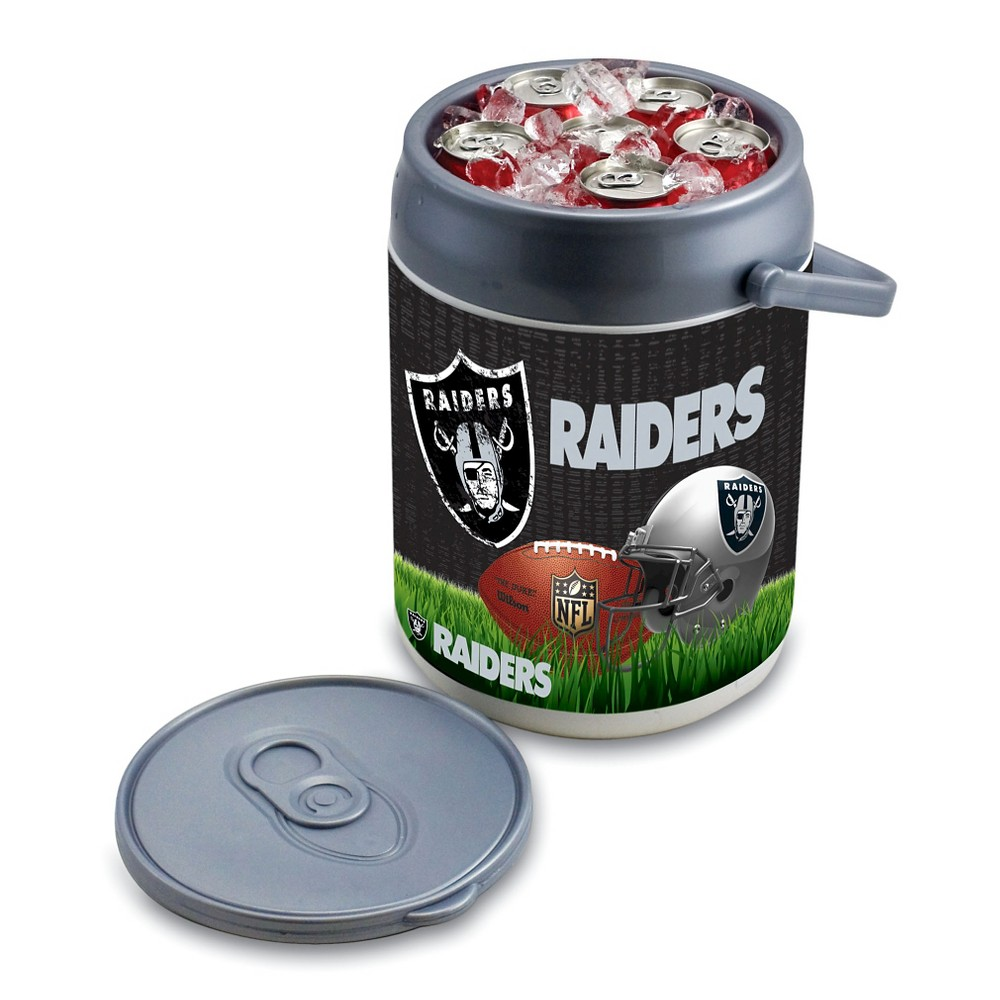 Picnic Time Can Cooler Nfl Oakland Raiders