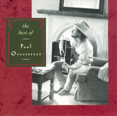 Paul overstreet - Best of paul overstreet (CD) - image 1 of 1