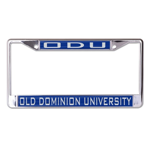 NCAA Old Dominion Monarchs License Plate Frame - image 1 of 1