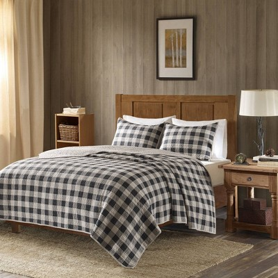Buffalo Check Oversized Quilt Mini Set