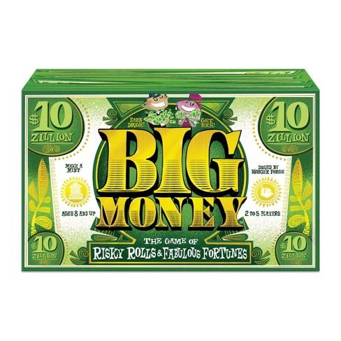 Ravensburger Big Money Board Game - image 1 of 3