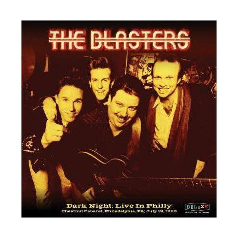 Blasters - Dark Night: Live In Philly (CD) - image 1 of 1
