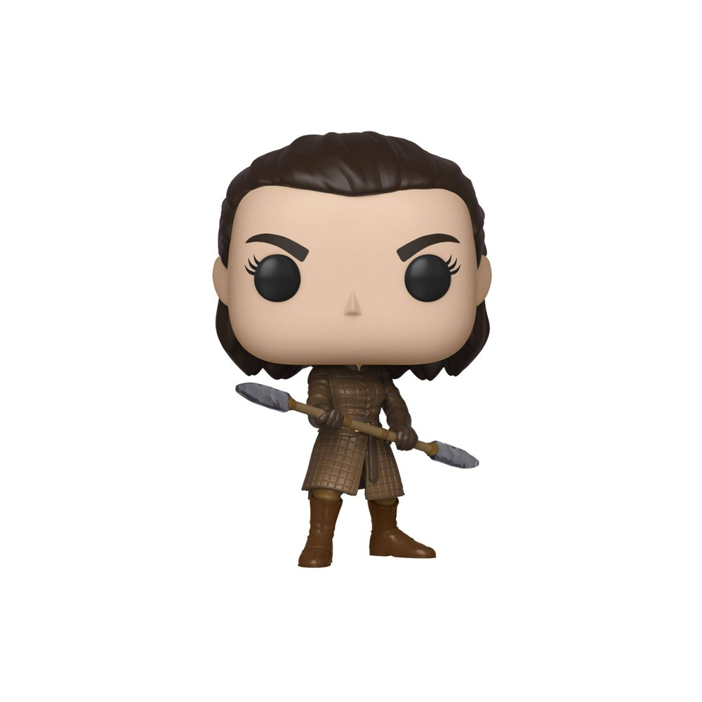 Image of Funko POP! Television: Game of Thrones - Arya with Two Headed Spear
