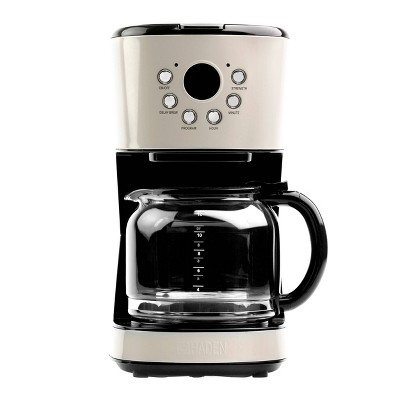 Haden 12-Cup Drip Coffee Maker - 75028