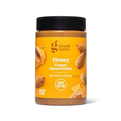 Honey Almond Butter 16oz - Good & Gather™