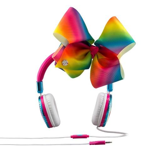 Nickelodeon JoJo Siwa Kids Wired Headphones - image 1 of 4