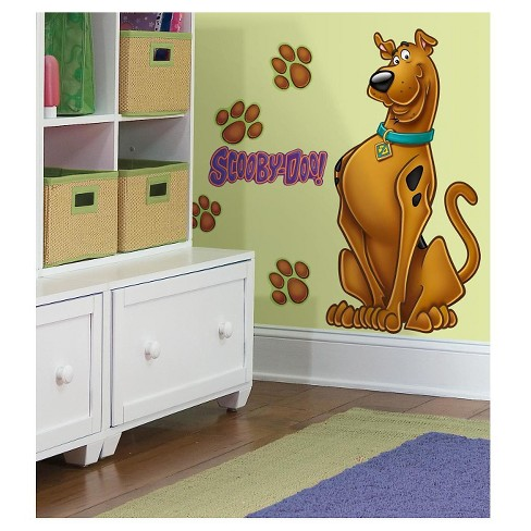 RoomMates Scooby Doo Peel & Stick Giant Wall Decal - image 1 of 1
