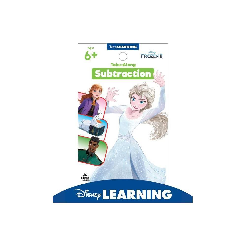 My Take Along Tablet Disney Pixar Subtraction Paperback