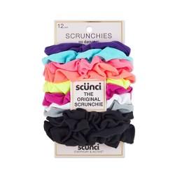 Scunci Scrunchies - 12pk