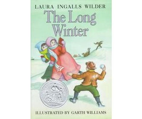 Long Winter (Revised) (Hardcover) (Laura Ingalls Wilder) - image 1 of 1