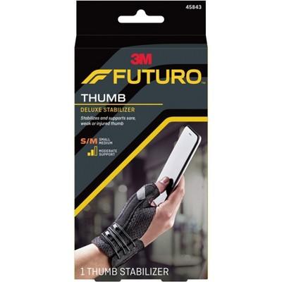 FUTURO Deluxe Thumb Stabilizer, Small/Medium