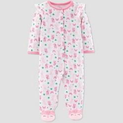 7a8565582 Baby Girls' Owl Bunny Sleep 'N Play One Piece Pajama - Just One You