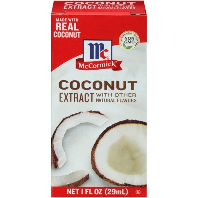 McCormick Imitation Coconut Extract - 1oz