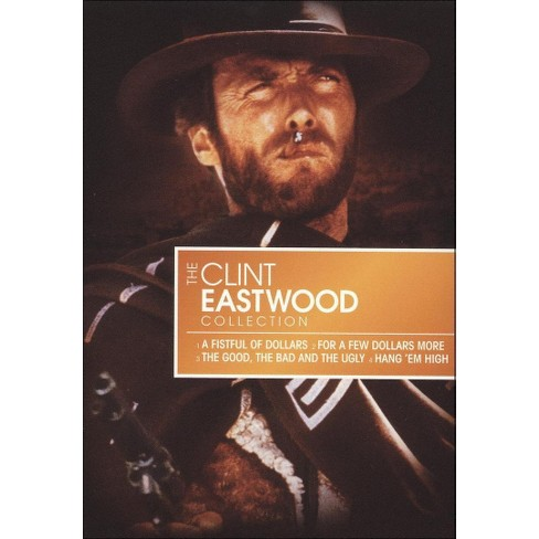 The Clint Eastwood Star Collection (DVD) - image 1 of 1