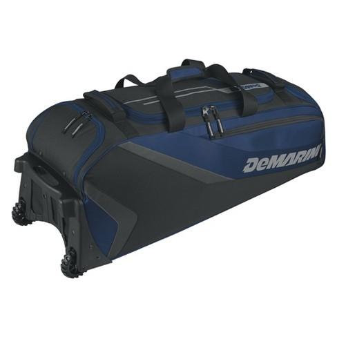 0a13b54163e5 DeMarini Grind Baseball/Softball Wheel Bag - Navy : Target