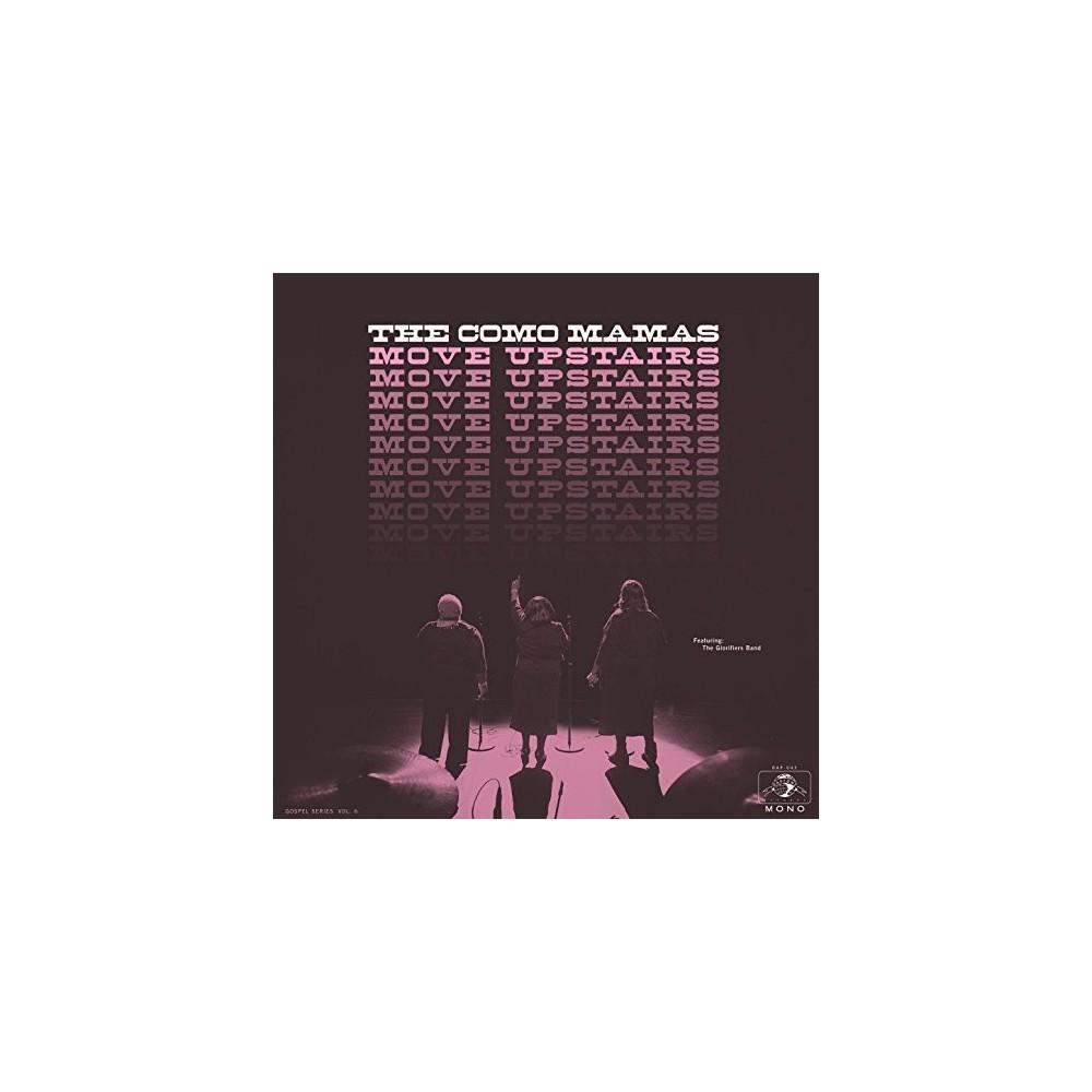 Como Mamas - Move Upstairs (CD)