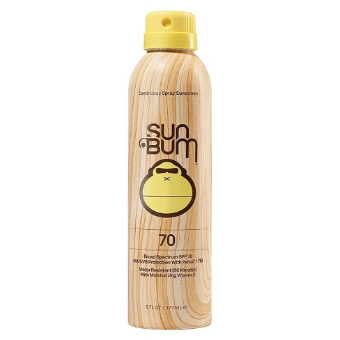 Sun Bum Original Sunscreen Spray - SPF 70 - 6oz - image 1 of 2