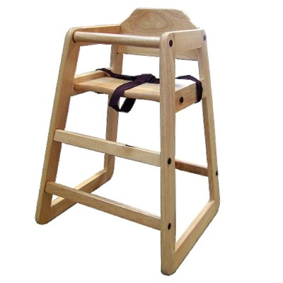 Toddler Restaurant-Style High Chair