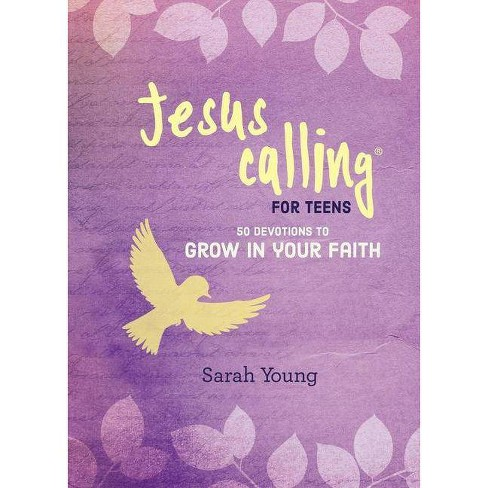 Jesus Calling: 50 Devotions to Grow in Your Faith - (Jesus Calling(r)) by  Sarah Young (Hardcover) - image 1 of 1