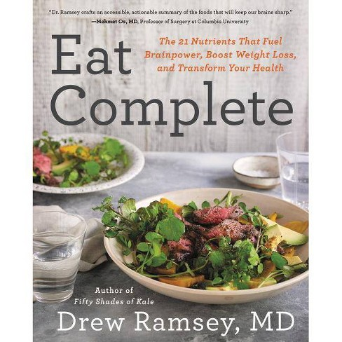 Eat Complete - by  Drew Ramsey (Hardcover) - image 1 of 1