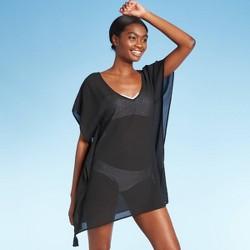 Women's Lattice Back Kaftan Cover-Up Dress - Kona Sol™