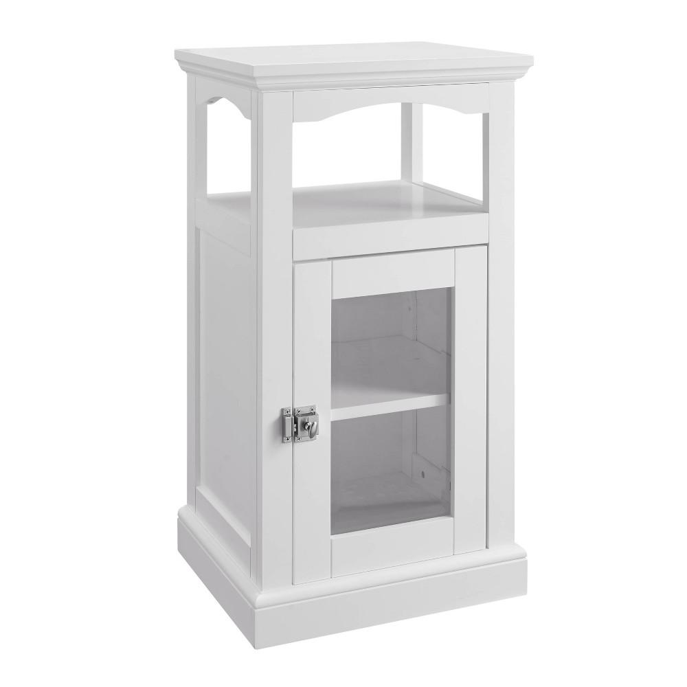 Scarsdale Demi Cabinet White Linon