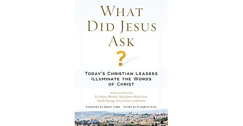 What Did Jesus Ask? : Christian Leaders Reflect on His Questions of Faith (Hardcover) - image 1 of 1
