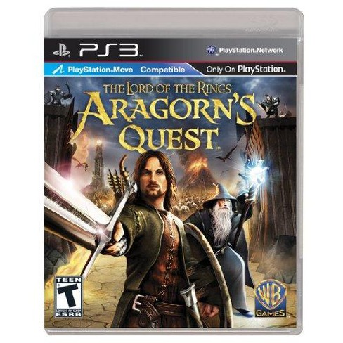 Lord of the Rings: Aragorn's Quest - Playstation 3  - image 1 of 1