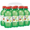 Diet 7UP - 8pk/12 fl oz Bottles - image 2 of 3