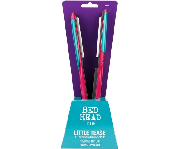 TIGI Bed Head Little Tease Tourmaline Ceramic Crimper 1""