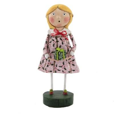 "Christmas 6.0"" Christmas Evie Eve Holly Girl  -  Decorative Figurines"