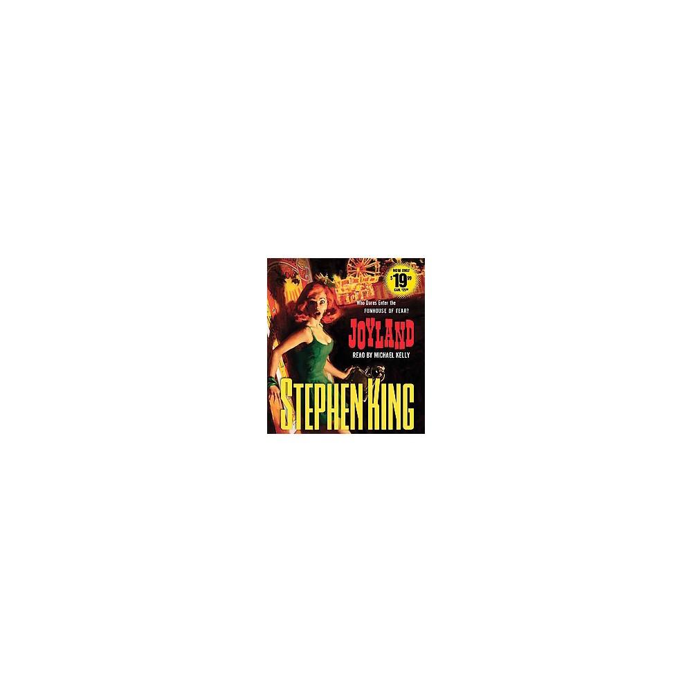 Joyland (Unabridged) (CD/Spoken Word) (Stephen King)