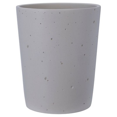 Concrete Wastebasket basket Smock - Creative Bath