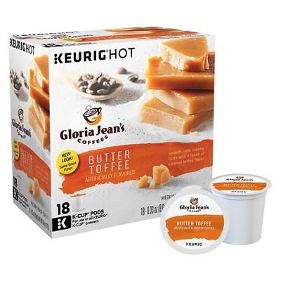 Coffee Pods: Gloria Jean's