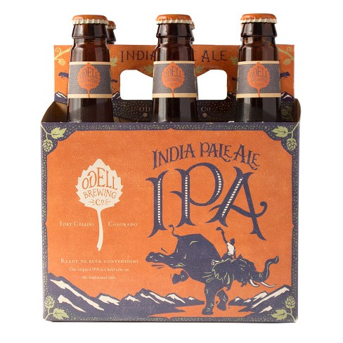 Odell IPA Beer - 6pk/12 fl oz Cans - image 1 of 1
