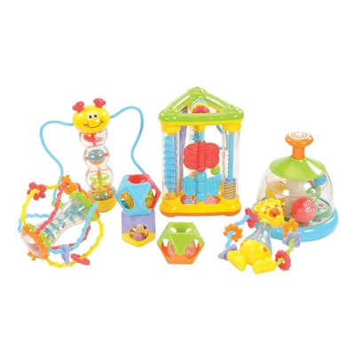 Kaplan Early Learning Early Skills Activity Kit  - Set of 6