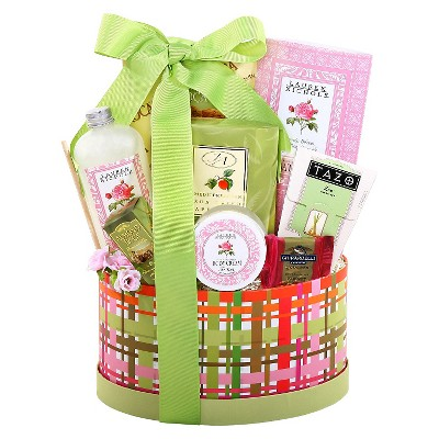 Alder Creek Gifts Tea And Treats For Mom Gift Box