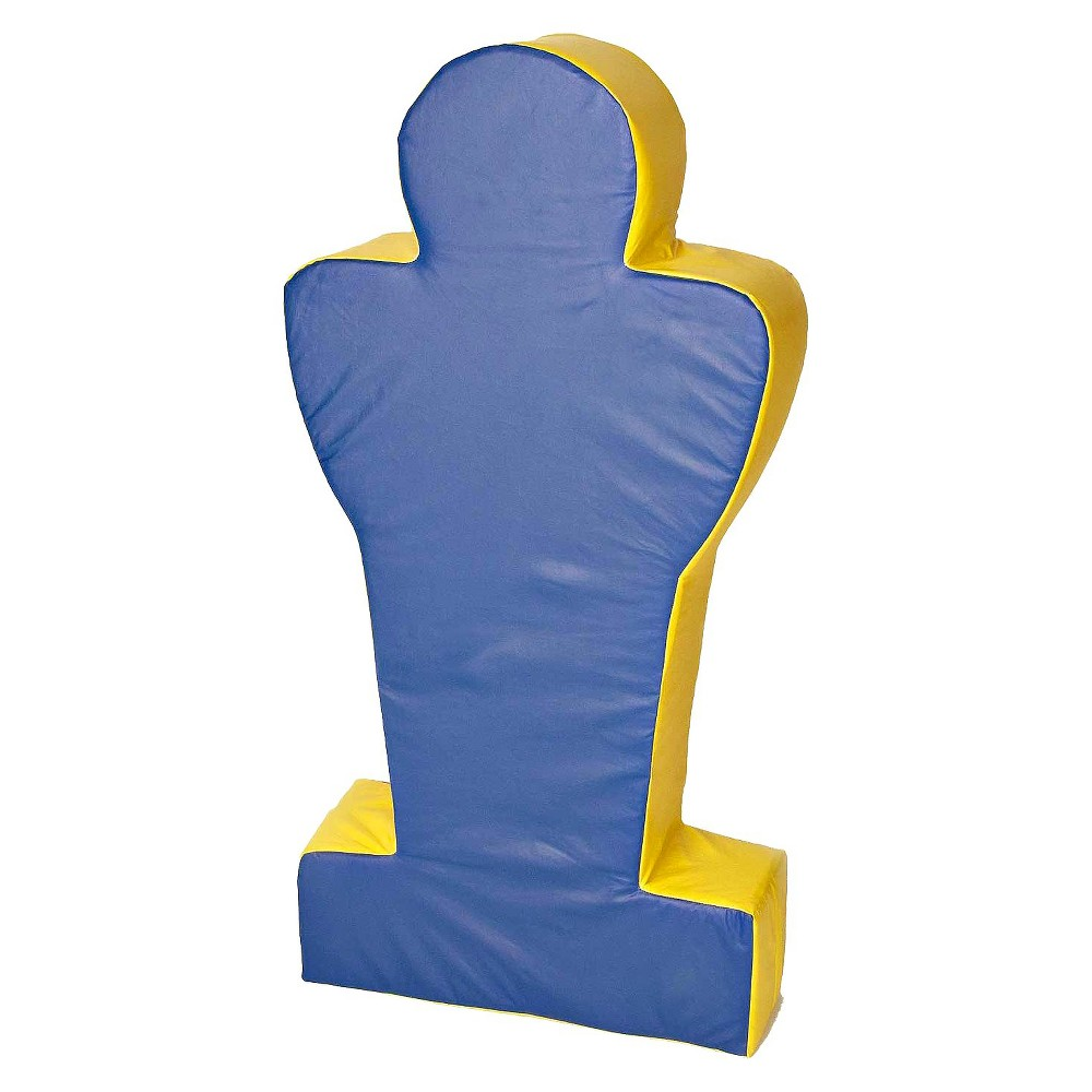 foamnasium Large Foam Man Play Toy - Red/Blue/Yellow