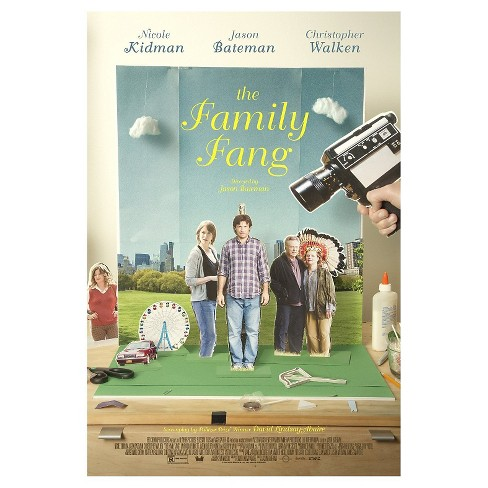 The Family Fang (DVD) - image 1 of 1