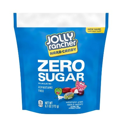 Jolly Rancher Sugar Free Pouch - 6.1oz