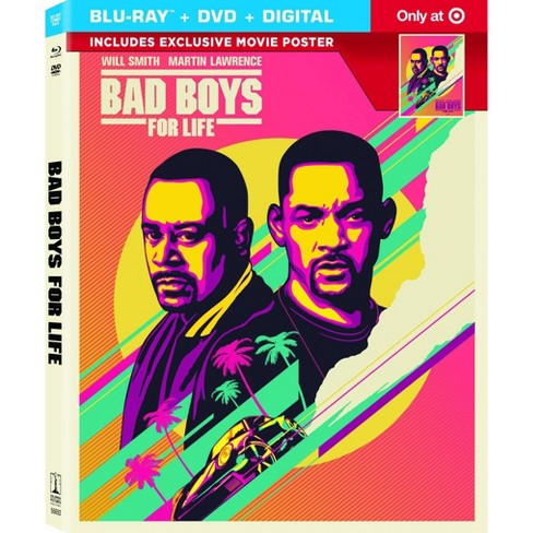 Bad Boys For Life (Target Exclusive) (Blu-ray + DVD + Digital) - image 1 of 1